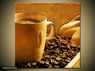 Hrneček čerstvé kávy