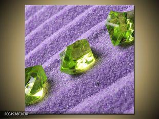 Zelené krystalky