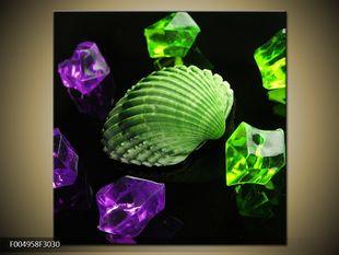Krystaly a lastura
