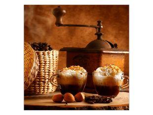 Káva se slehačkou