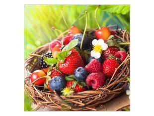 Košík ovoce