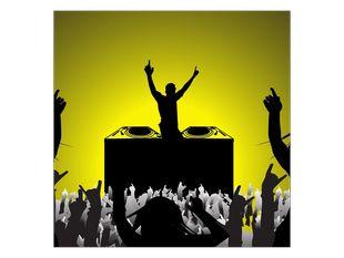 DJ v akci