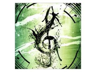 Divoký houslový klíč
