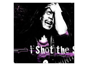 Bob Marley shot purple
