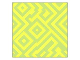 Bludiště žlutá