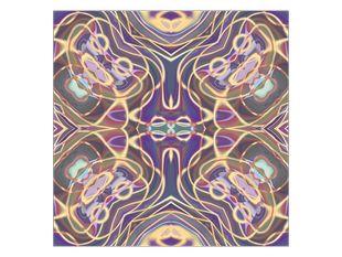 Neonová mozaika
