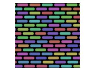 Neonová zeď