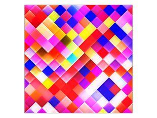 Barevná mozaika 2