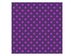 Fialové puntíky