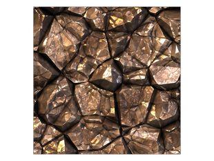 Kovový krystal