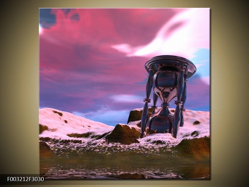 Přesýpací hodiny v písku