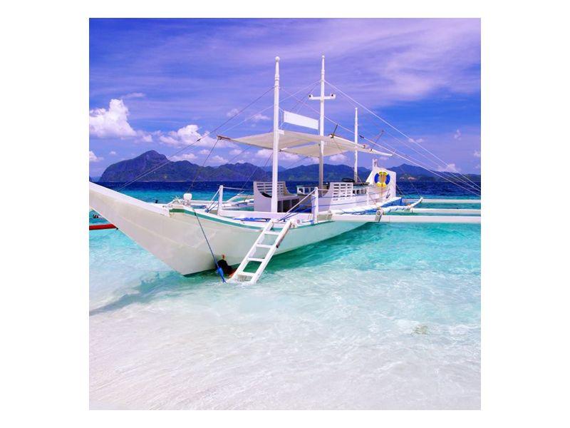 Luxusní plachetnice