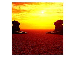 Svingy v poušti