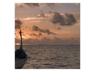 Loď na volném moři