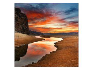 Řeka na poušti