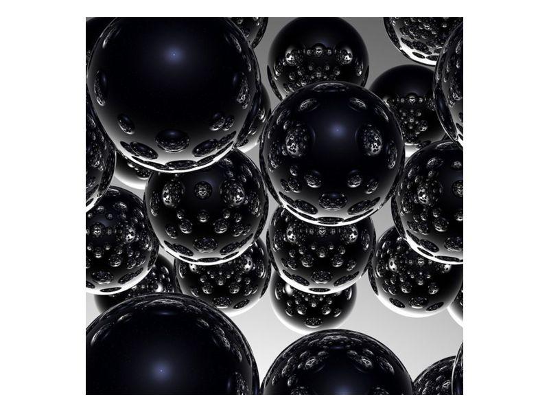 Černé kuličky