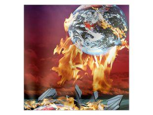 Hořící země