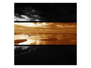 Osamělá pláž