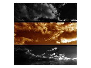 Pohled na mraky