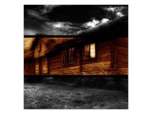 Dřevěný příbytek