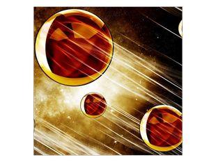 Letící koule