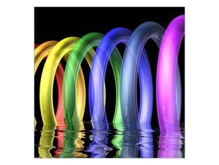 Neonové pruhy