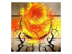 Sluneční výbuch