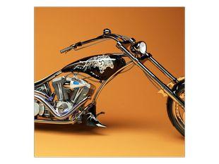 Stylová motorka