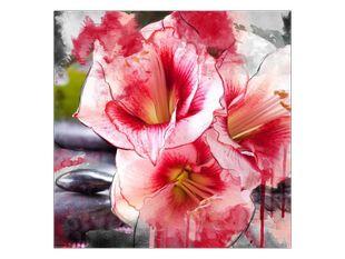 Krvavé květy