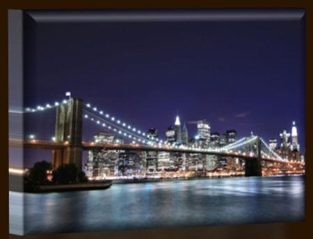 Brooklyn v noci