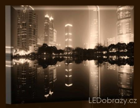 Šanghai černobilý