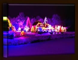 Vánoční domek