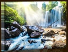 Vodopád Tropico