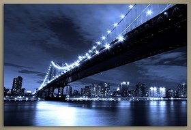 Svítící most