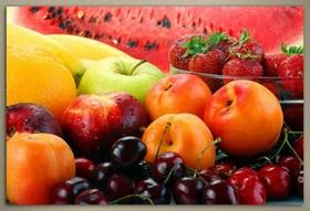 Spousta ovoce